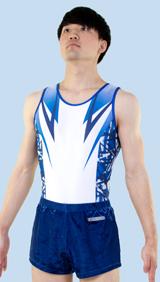 カッコイイ男子体操レオタード