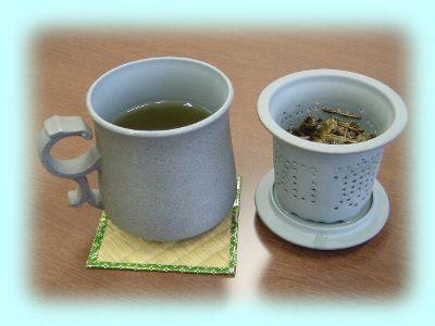 紫藤茶坊の茶器