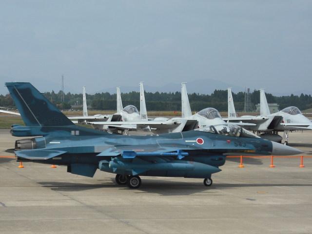 F2A/B戦闘機