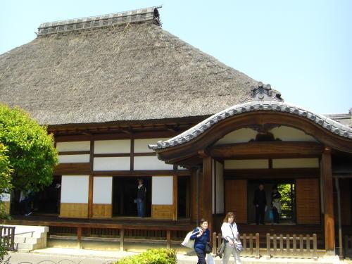 方丈(講義、行事、接客などに使われた建物)