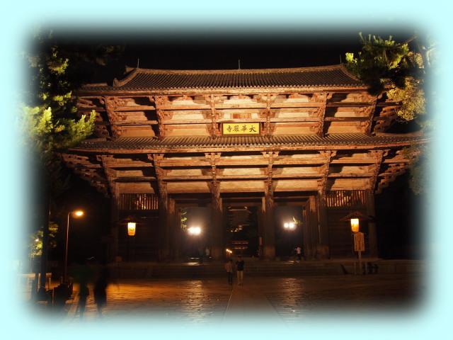 東大寺の南大門