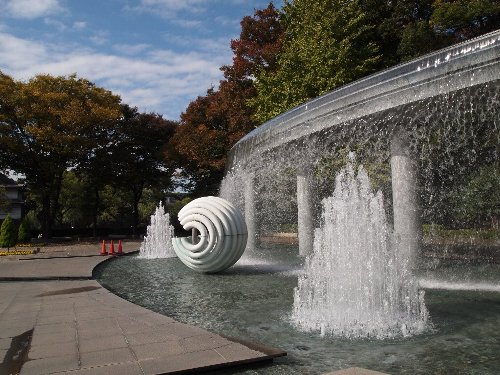和田倉噴水公園