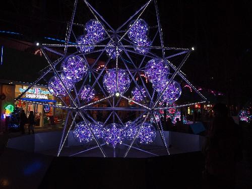 東京ドームのラクーアのステラ