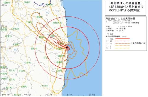 緊急時迅速放射能影響予測ネットワーク