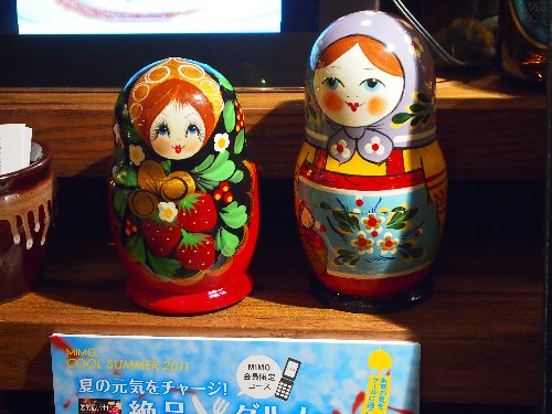マトリューシカ人形
