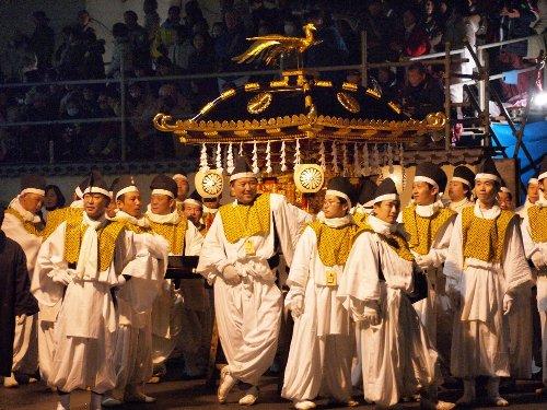 秩父神社の神輿