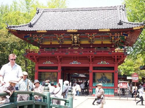 根津神社つつじ祭