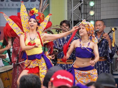 沖縄サンバカーニバル