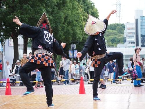 男踊り(かかし踊り)