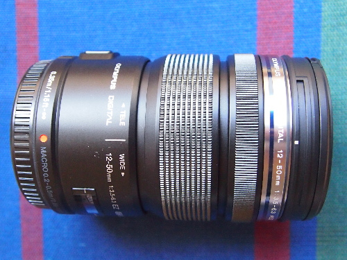新型標準レンズ