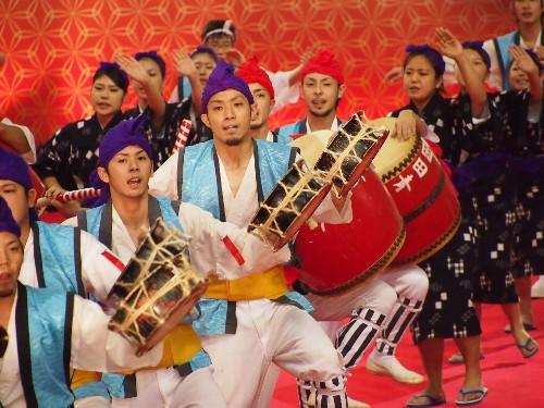 沖縄エイサー祭り