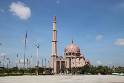 「Masjid Putra」