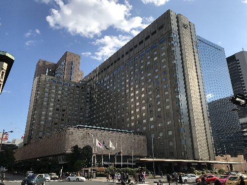 帝国ホテルの外観
