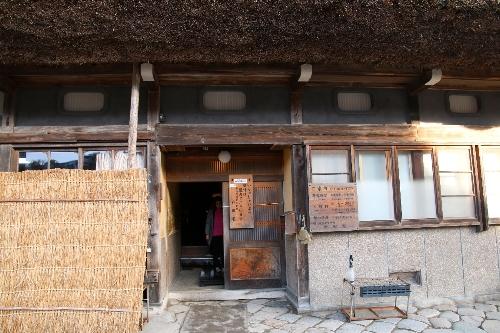 岐阜県の白川郷