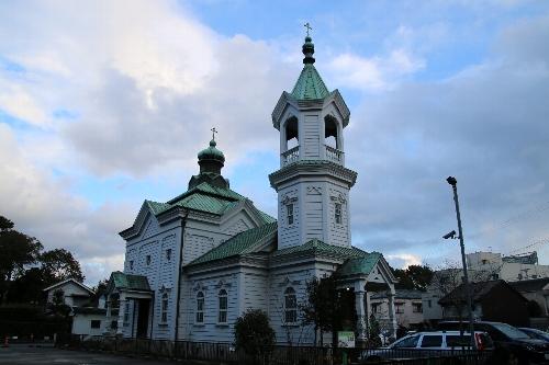 豊橋聖ハリトリス教会