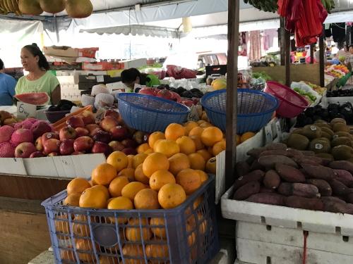 クアラルンプールの現代の市場