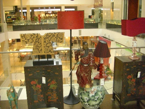 クアラルンプール市内のショッピングモール