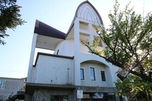 日本聖公会函館聖ヨハネ教会