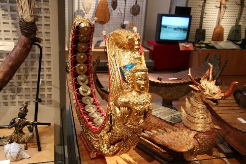 楽器博物館 タイの楽器