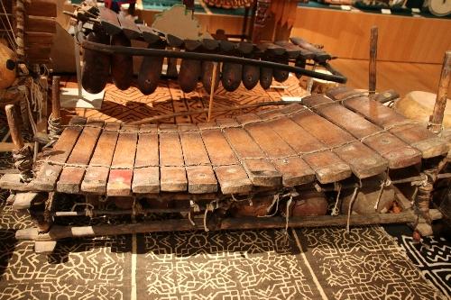 楽器博物館 アフリカ