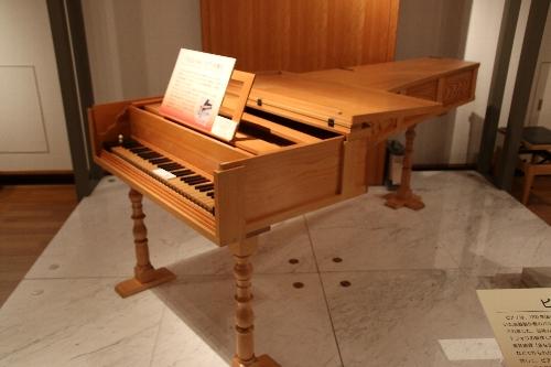 楽器博物館 ピアノの原型