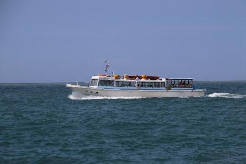 東尋坊観光船