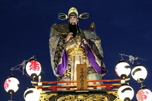 """夜のお祭り"""""""