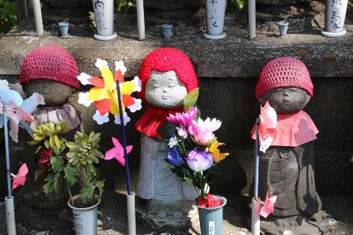 増上寺のお地蔵さん