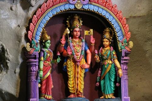 馴染みがないヒンズー教の神