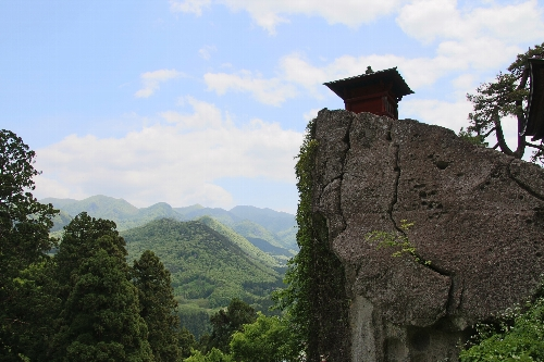 納経堂(最も古い建物)
