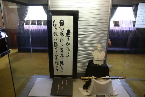 文翔館の展示・三島通庸