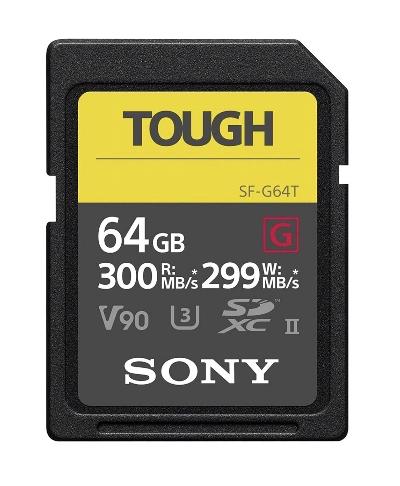 SDXC メモリーカード 64GB