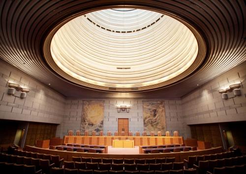 最高裁判所大法廷