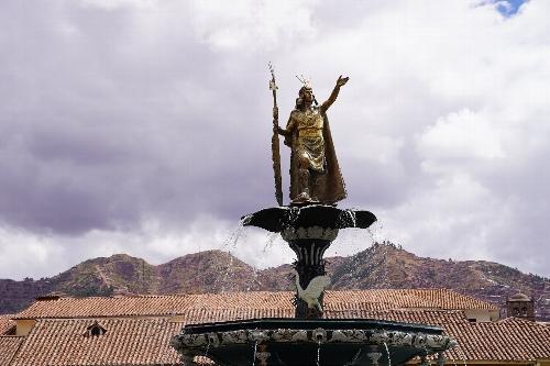 インカ第9代皇帝パチャクテク