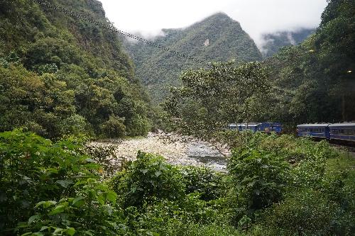 マチュピチュ鉄道