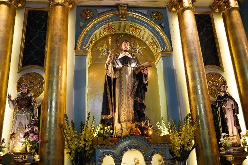 リマ大聖堂内部