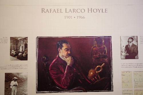 ラファエル ラルコ
