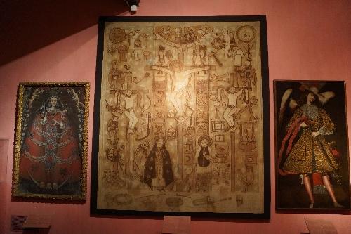ラルコ博物館収蔵品