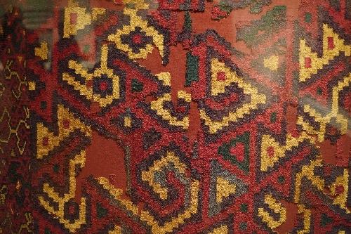 ナスカ文明の織物