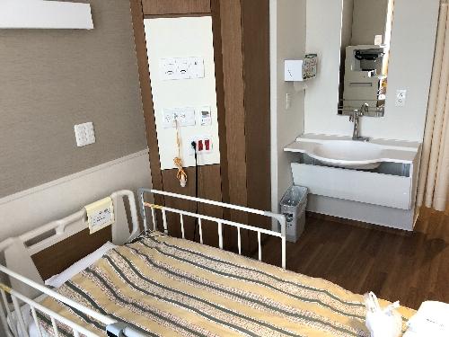 病室の様子