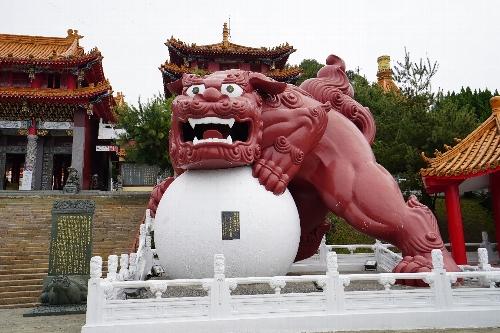 文武廟(ウンウーミャオ)