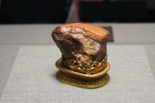 故宮博物院・肉形石