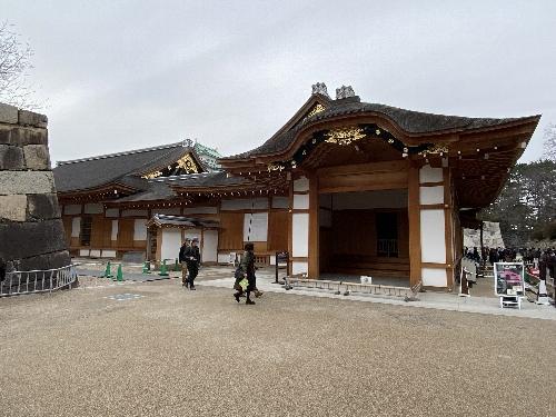 名古屋城の本丸御殿