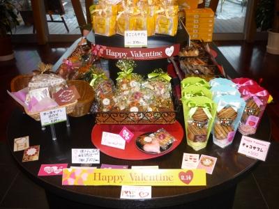 バレンタイン店内5