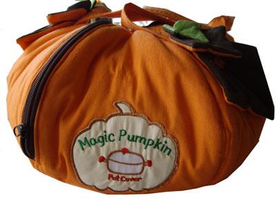 かぼちゃの鍋カバー