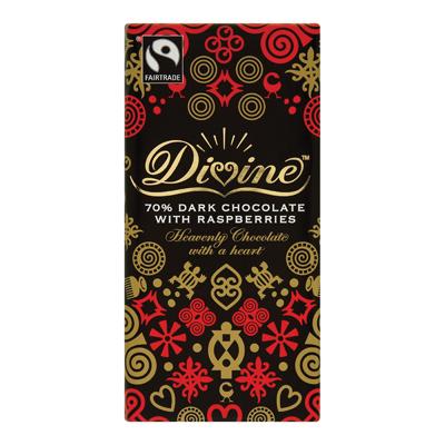 Divineチョコレートダークベリー