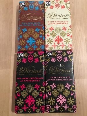 Divineのチョコレート