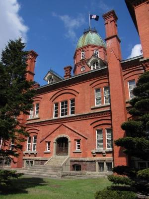 北海道庁赤れんが庁舎