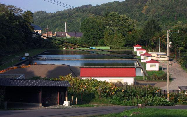 小樽奥沢水源地「奥沢浄水場」