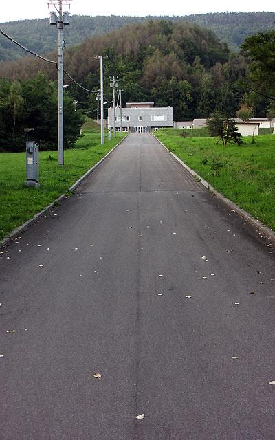 小樽奥沢水源地「天神浄水場」